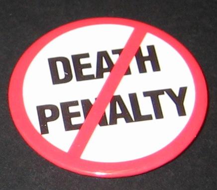 no death penalty button blog 13