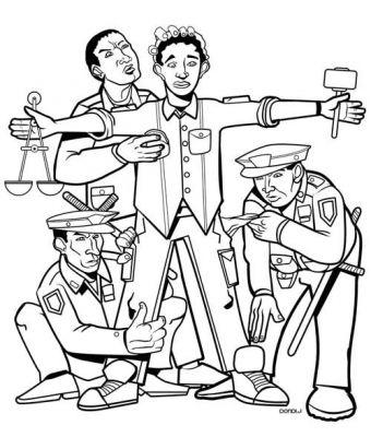 Folice � racial profiling