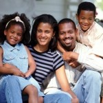 black-family-picture
