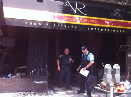Hate Crime: Arson Destroys Gay Bar in Oak Park